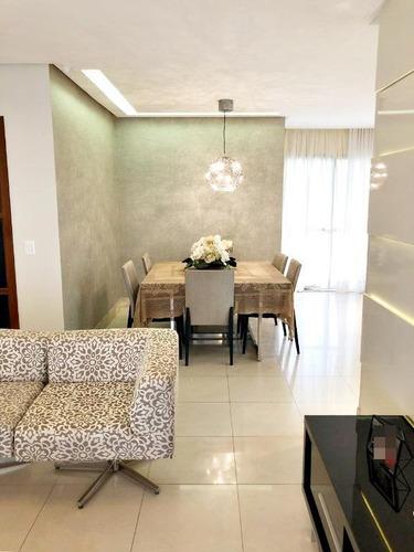 Apartamento À Venda, 3 Quartos, 3 Suítes, 3 Vagas, Alto Do Parque - Salvador/ba - 607