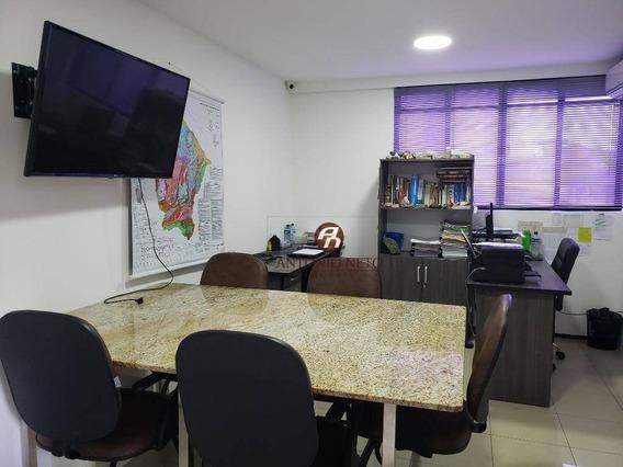 Sala À Venda, 41 M² Por R$ 130.000,00 - Aldeota - Fortaleza/ce - Sa0022