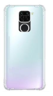 Capinha Air Bag Xiaomi Redmi Note 9 6.53 + Pel Vidro + Cam
