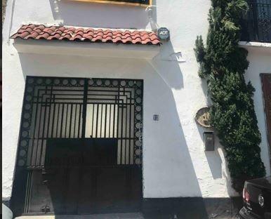 Casa En Renta San Miguel Chapultepec, Cadetes Del 47