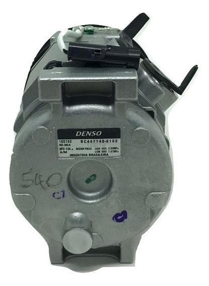 Compressor Do Ar Condicionado Tm150 - 87342868