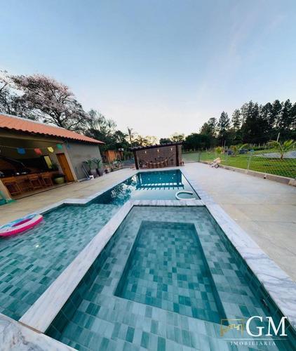 Chácara Para Venda Em Regente Feijó, Chácara Das Palmeiras, 3 Dormitórios, 1 Banheiro - Chv33774_2-1062004