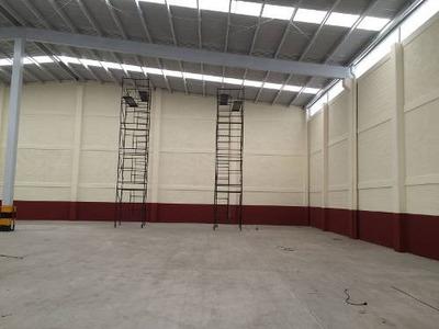 Bodega En Condominio En Renta 1100m2 Industrial Vallejo