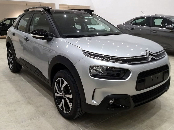 Citroen Cactus Feel Pack Manual 0km - Oferta - Darc Autos