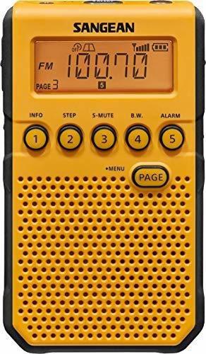 Sangean Dt-800yl Am / Fm / Noaa Alerta Meteorologica Radio D