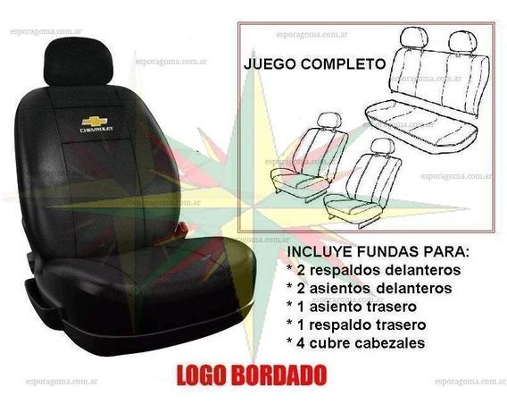Funda Cubre Asiento Cuero Chevrolet Astra Vectra Gls Butaca Ancha ( Juego Completo )
