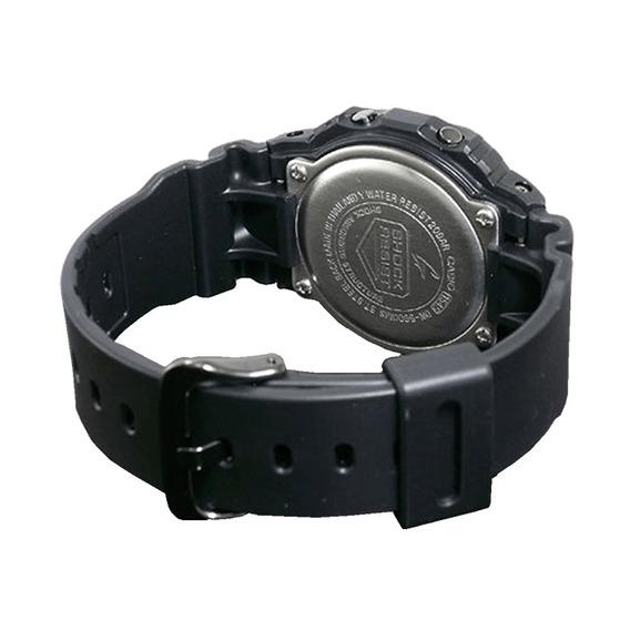 Relógio Casio Masculino G-shock Dw-5600ms-1dr