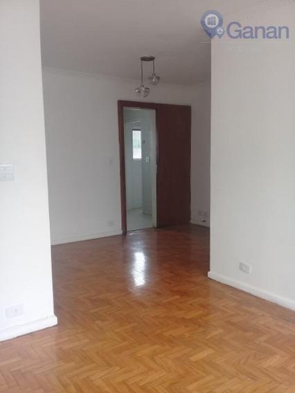 Apartamento Com 2 Dormitórios Só R$ 650.000 - Vila Clementino, Próximo Ao Metrô. - Ap5485