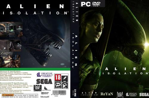 Alien Isolation Digital Deluxe Edition 2014 Pc Digital
