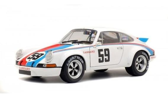 Porsche 911 Rsr 2.8 24h Daytona 1973 1:18 Solido