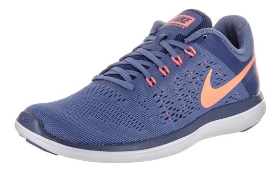 Zapatillas Nike Flex Run Mujer Nuevas