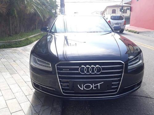 Imagem 1 de 8 de Audi A8 3.0 Tfsi Longo V6 24v Gasolina 4p Tiptronic