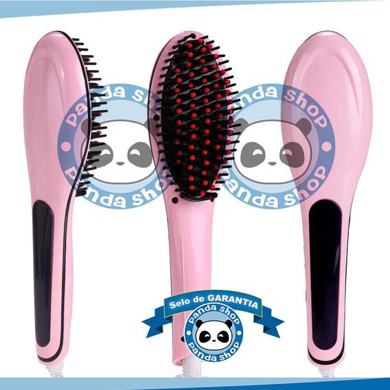 Escova Alisadora Fast Hair 230c Pronta Entrega
