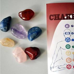 Kit Chakras - Pedras Grandes