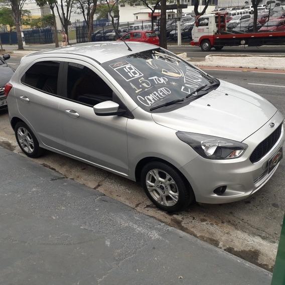 Ford Ka 1.5 Sel Flex 4p 2018