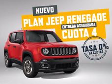 Jeep Renegade Sport 1.8 Mt