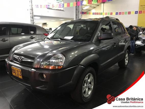 Hyundai Tucson 2000cc Mecanico 4x2 Gasolina