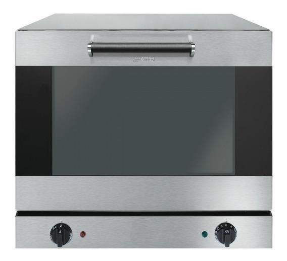 Horno Eléctrico Smeg Alfa43 Profesional, Gastronomico, Panad