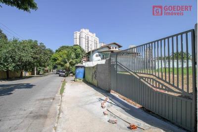 Terreno À Venda, 600 M² Por R$ 1.500.000,00 - Vila Rosália - Guarulhos/sp - Te0084