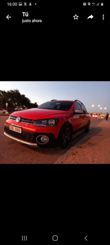 Volkswagen Saveiro 1.6 Gp Ce 101cv 2016