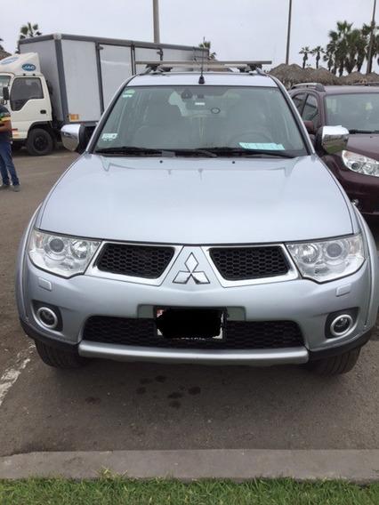 Mitsubishi Nativa 4x4 Perfecto Estado Modelo 2012