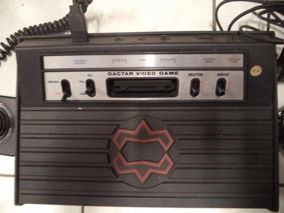 Videogame Atari Dactar/console/game/funcionando