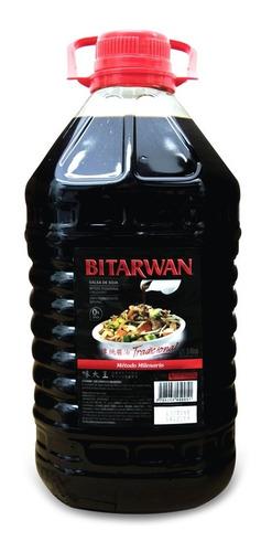 Imagen 1 de 4 de Salsa De Soja Bitarwan X 5 Litros