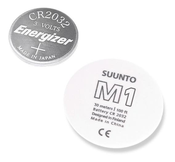 Kit De Bateria Suunto M1 White