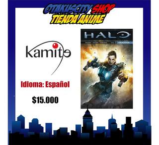 Halo: Escalation No. 3 Kamite Comic En Español