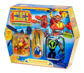 Ready 2 Robot Pack X2 Accesorios Construye Tu Robot Original