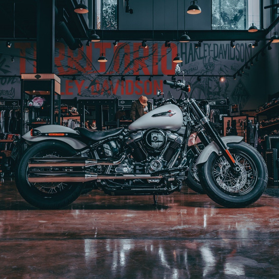 Softail Slim H-d 2019
