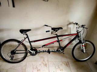 Bicicleta Doble (tándem)
