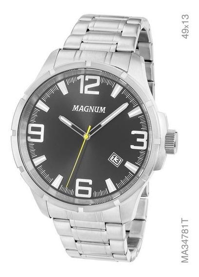Relógio Masculino Magnum Ma34781t