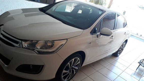 Citroën C4 1.6 Thp Exclusive Flex Aut. 4p 2016