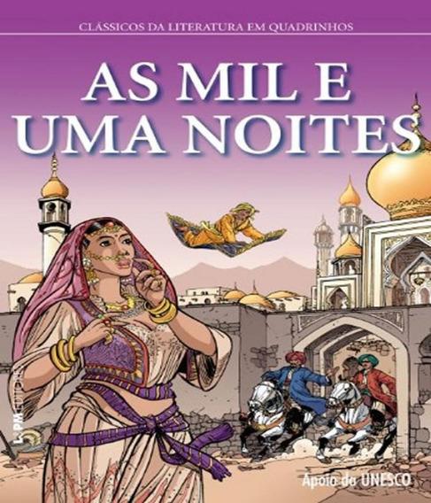 Mil E Uma Noites, As - Classicos Da Literatura Em Quadrinhos