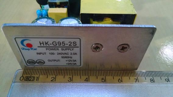 Fonte Para Mini Moving 18 Leds 3w 12v 3a/24v 3a Mr3340