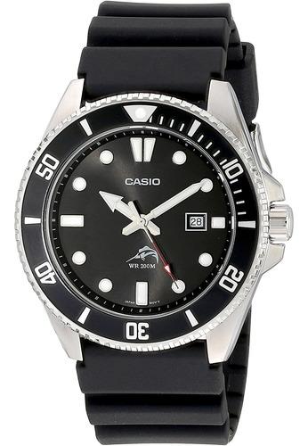 Imagen 1 de 3 de Reloj Para Hombres Casio Mdv106-1a, Con Caja De 44mm