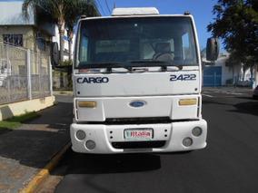 Cargo 2422 Basculante Único Dono 2005 Itália Caminhões