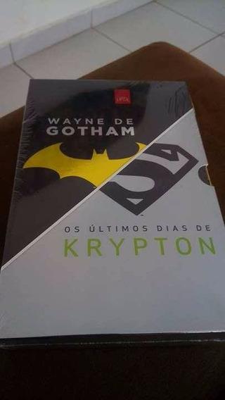 Wayne De Gotham E Os Últimos Dias De Krypton