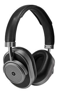 Auriculares Inalambricos Cuero Y Metal Master & Dynamic Mw65