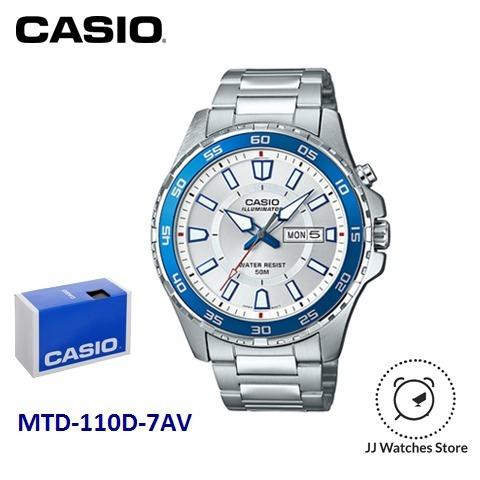 62620347378c Reloj Casio Mtd 1060 Relojes - Joyas y Relojes en Mercado Libre Perú