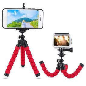 Tripé Celular, Camera Go Pro Eken Ajustável