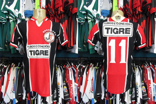 Joinville 1985 Camisa Titular Tamanho G Número 11.