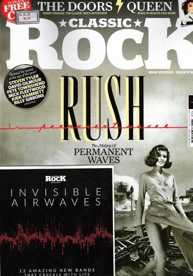 Classic Rock - 2020/05 - Rush