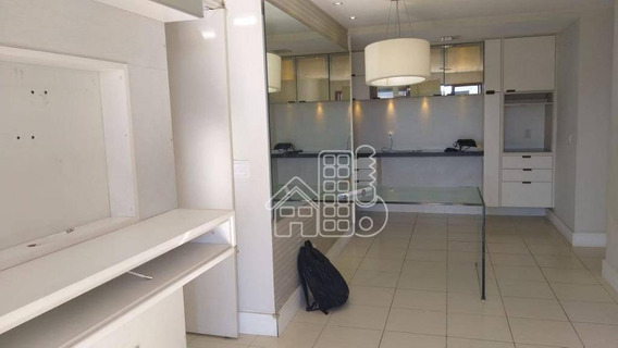 Apartamento Com 3 Dormitórios À Venda, 75 M² Por R$ 660.000,00 - Gragoatá - Niterói/rj - Ap2883