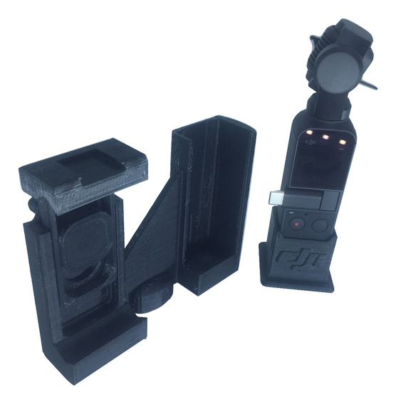 Kit Acessórios Para Osmo Pocket Base Smartphone Apoio Tripé