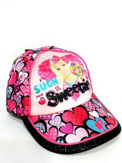 Gorra Ajustable Barbie Such A Sweetie - Art Gb 900