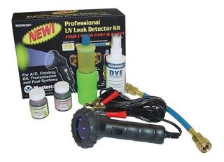 Kit Detector De Fugas A/c, Aceite, Agua Por Uv Mastercool