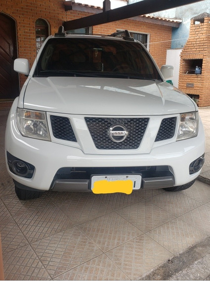Nissan Frontier 2016 2.5 S Cab. Dupla 4x4 4p
