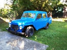 Rastrojero Hi-look Doble Cabina 1964 Ge Automotores